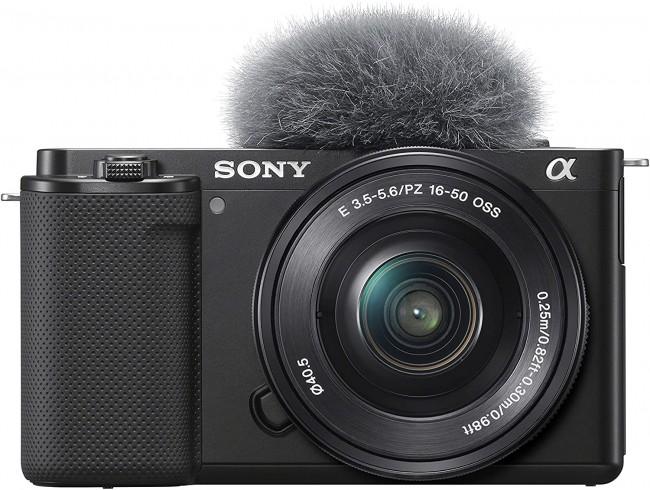 Sony ZV-E10 + 16-50 mm f/3.5-5.6 OSS do videoblogów - zdjęcie główne